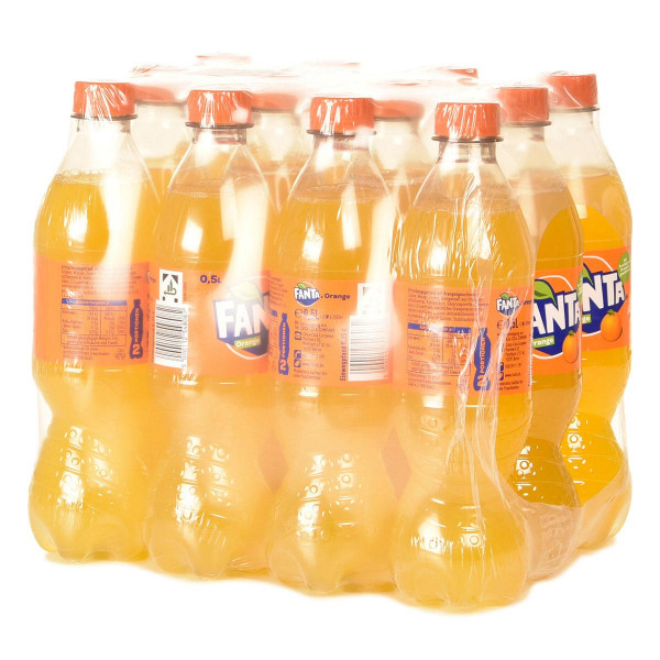 Fanta Orange 12 x 0,5l PET ohne Kasten