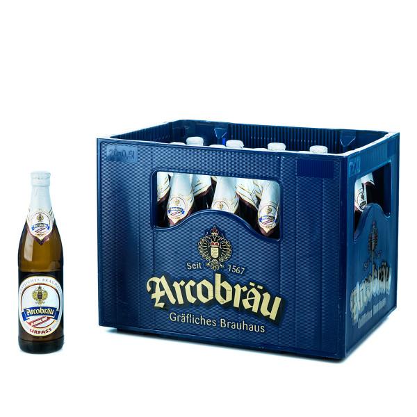 Acrobräu Urfass Alkoholfrei 20 x 0,5l