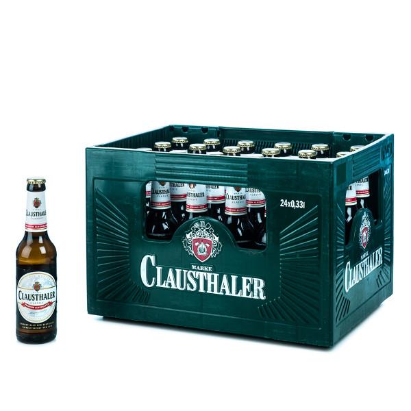Clausthaler Classic 24 x 0,33l