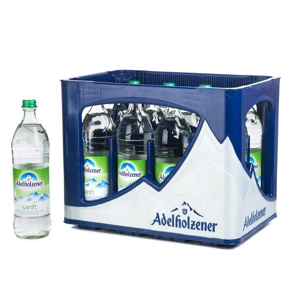 Adelholzener Sanft 12 x 0,75l Glas