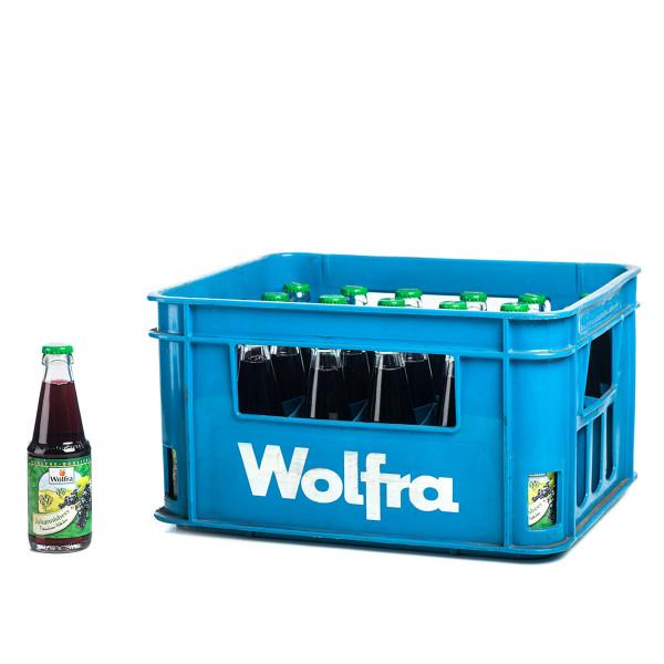 Wolfra Johannisbeere 30 x 0,2l