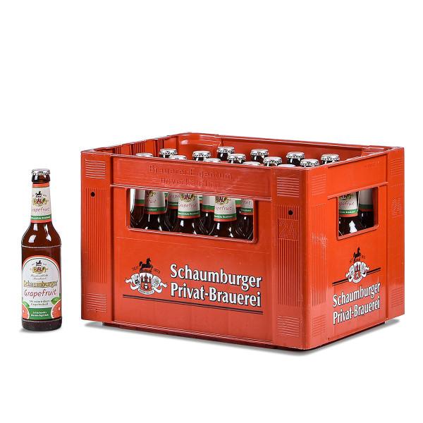 Schaumburger Grapefruit 24 x 0,33l