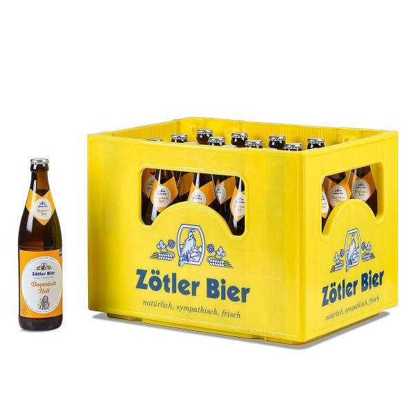 Zötler Bayrisch Hell 20 x 0,5l