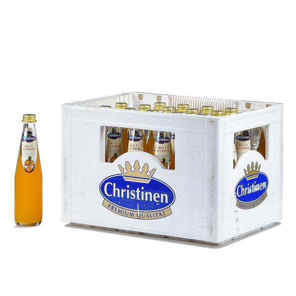 Christinen Multi-Vitamin 24 x 0,33l Glas