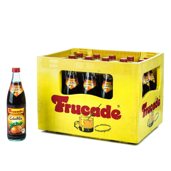 Frucade Cola Mix 20 x 0,5l