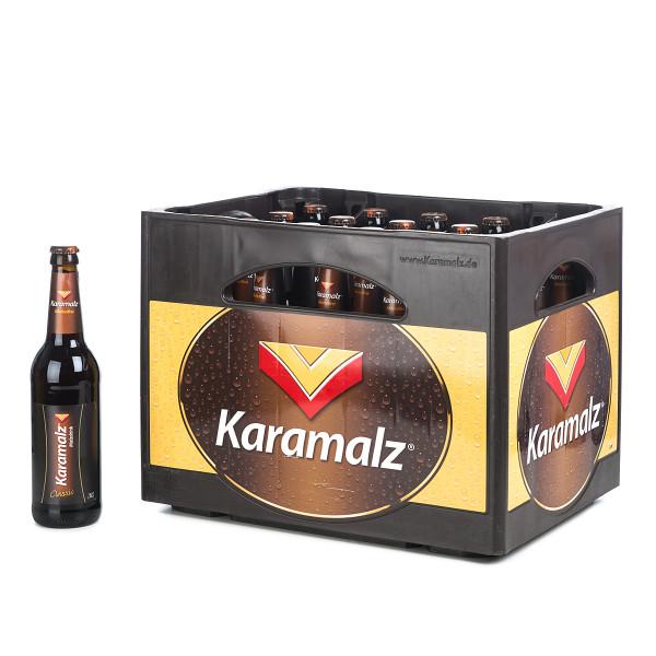 Karamalz in der 0,5l Glasflasche