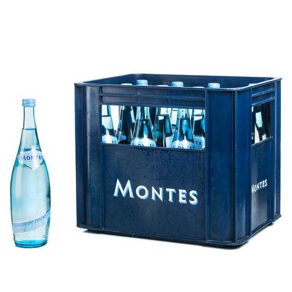 Montes leicht perlend 12 x 0,75l