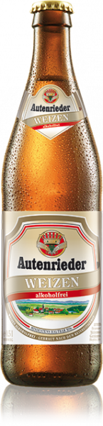 Autenrieder Weizen Alkoholfrei 20 x 0,5l