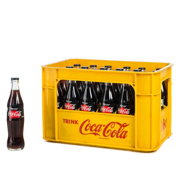 Coca-Cola Zero 24 x 0,33l
