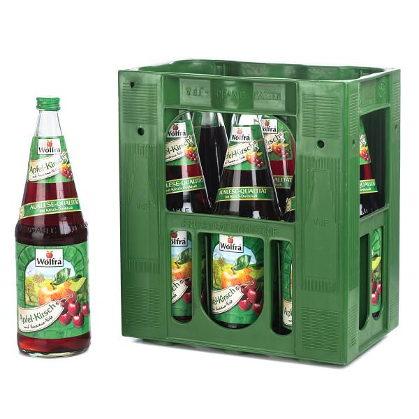 Wolfra Apfel-Kirsch 6 x 1l