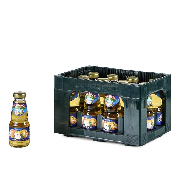 Lindauer Gold Apfel klar 12 x 0,2l