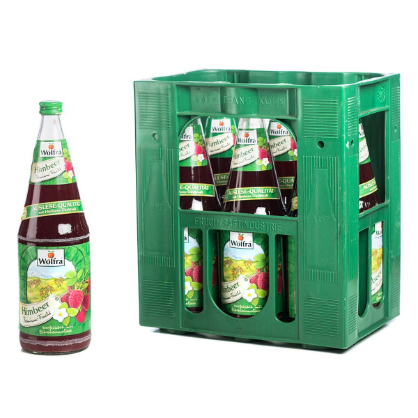 Wolfra Himbeer 6 x 1l