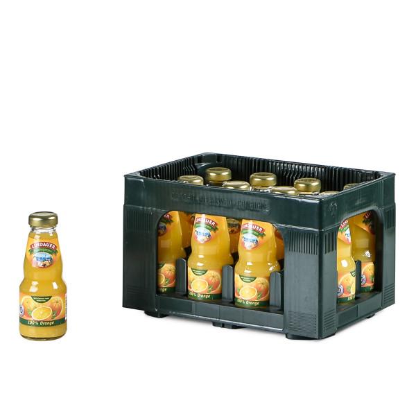 Lindauer Orange 100% 12 x 0,2l