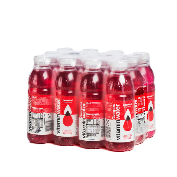 Glaceau Vitamin Water Power-C 20 x 0,5l