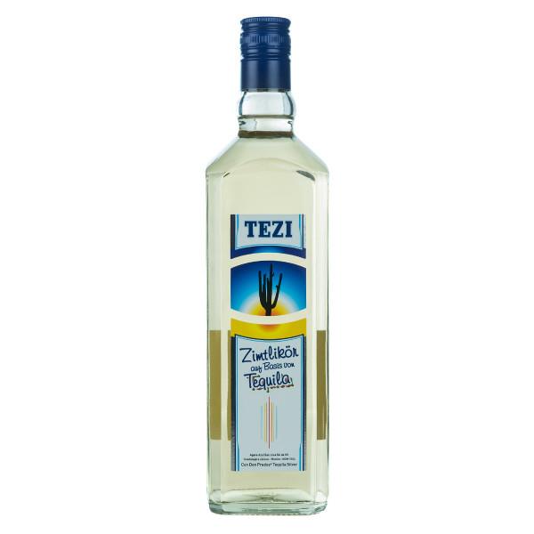 Tezi Zimtlikör auf Tequila Basis 1l