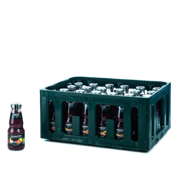 Vaihinger BIO Smoothie Apfel-Banane-Heidelbeere 24 x 0,2l Glas