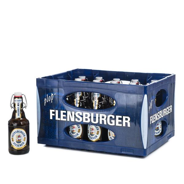 Flensburger Pilsener 20 x 0,33l