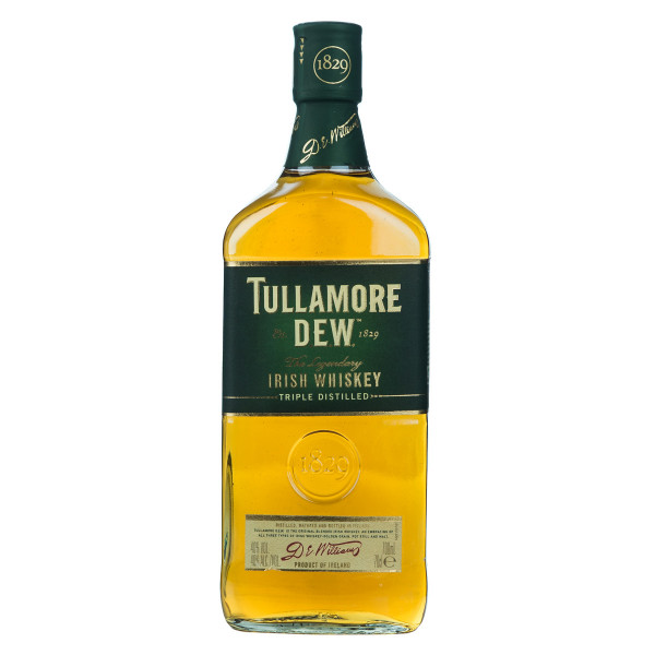 Tullamore Dew Whiskey 0,7l