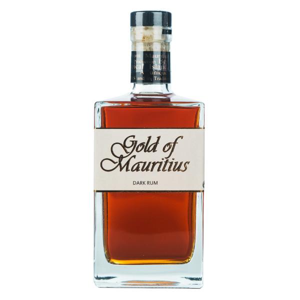 Gold of Mauritius Dark Rum 0,7l