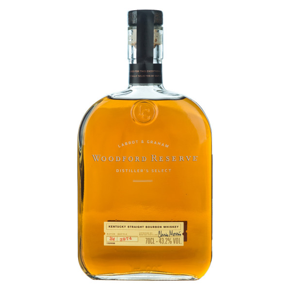 Woodford Reserve Kentucky Straight Bourbon Whiskey 0,7l