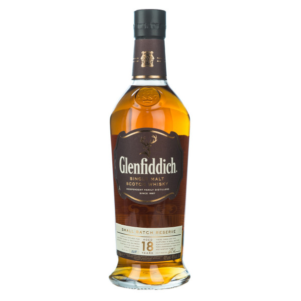 Glenfiddich Small Batch Reserve 18 Jahre Single Malt Scotch Whisky 0,7l