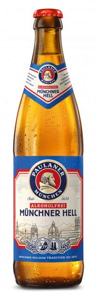Paulaner Münchner Hell Alkoholfrei 20 x 0,5l