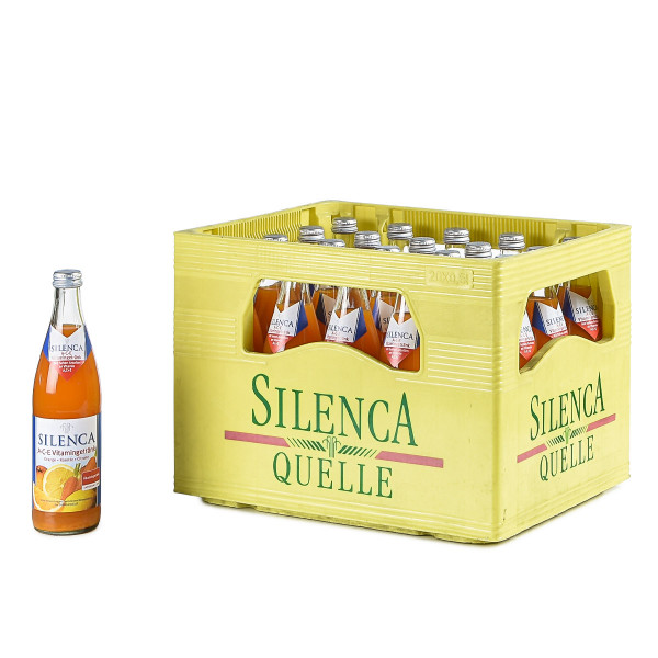 Silenca ACE Vitamintrunk 20 x 0,5l