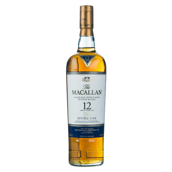 Macallan Double Cask 12 Years Old 0,7l