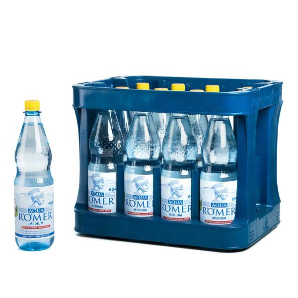 Aqua Römer Medium Calcium 12 x 1,0l PET