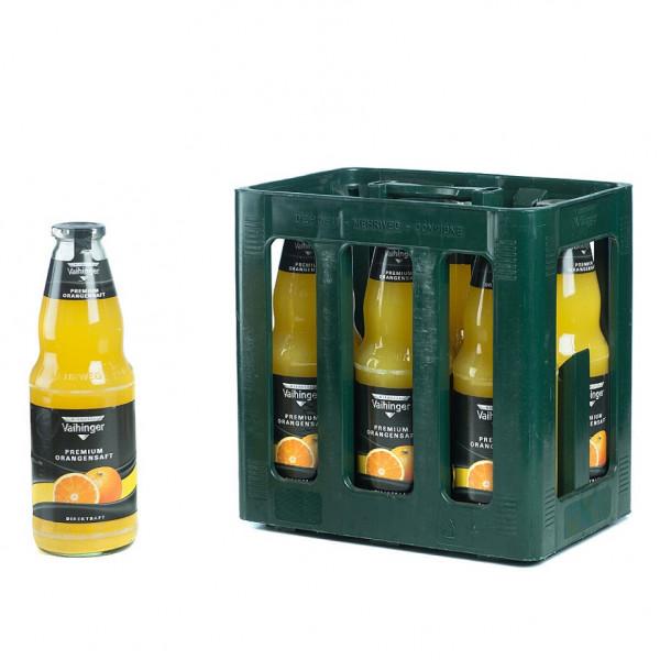 Vaihinger Premium Orange Direkt 100% 6 x 1l