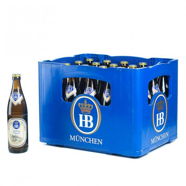 Hofbräu Original 20 x 0,5l