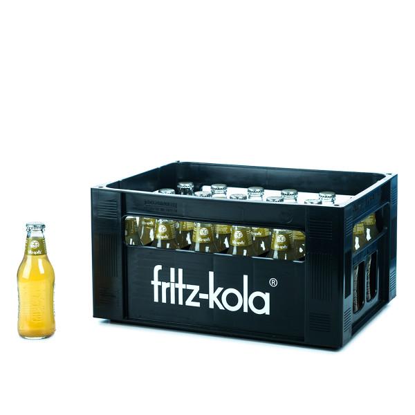 Fritz-Spritz Bio Apfel 24 x 0,2l Glas