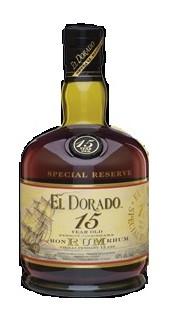 El Dorado 15 Jahre Rum 0,7l