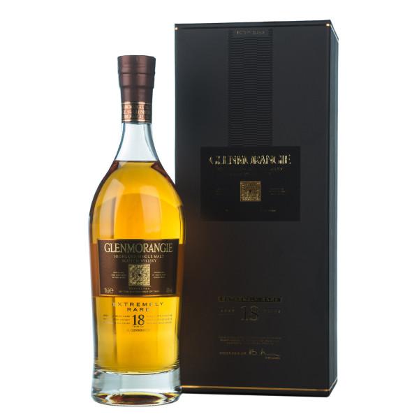 Glenmorangie 18 Jahre Highland Single Malt Scotch Whisky 0,7l