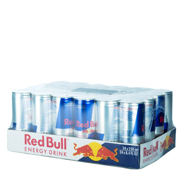 Red Bull Energy Drink 24 x 0,25l