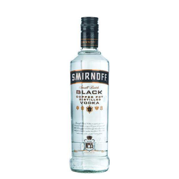 Smirnoff Black Label Vodka 0,5l