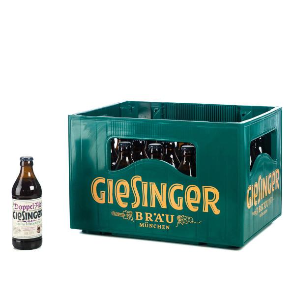 Giesinger Craft Doppel Alt 20 x 0,33l