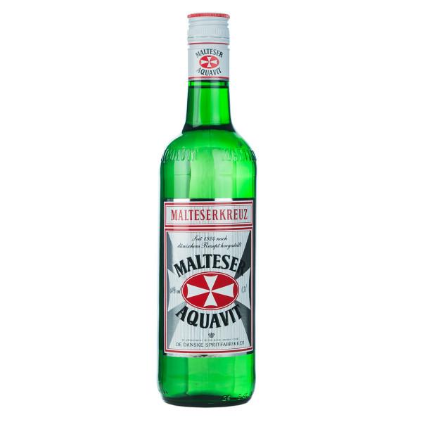 Malteserkreuz Malteser Aquavit 0,7l
