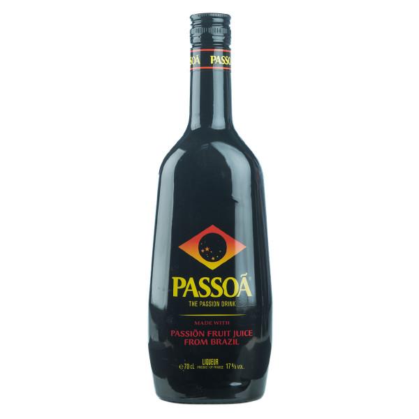 Passoa Passionsfrucht Likör 0,7l