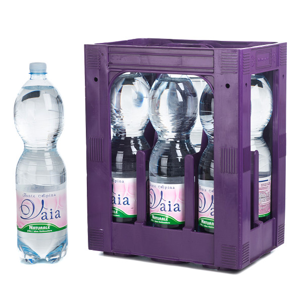 Vaia Naturelle 6 x 1,5l PET