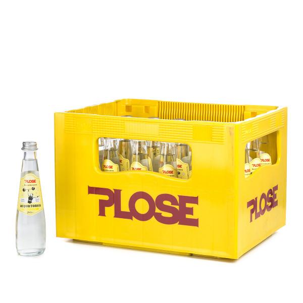 Plose Acquatonica Tonic Water in der 0,25l Glasflasche