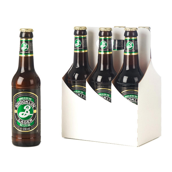 Brooklyn Lager 6 x 0,33l
