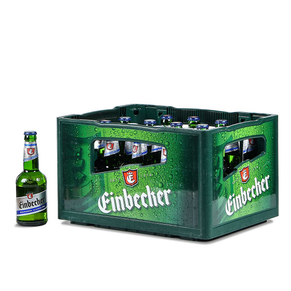 Einbecker Brauherren alkoholfrei 20 x 0,33l