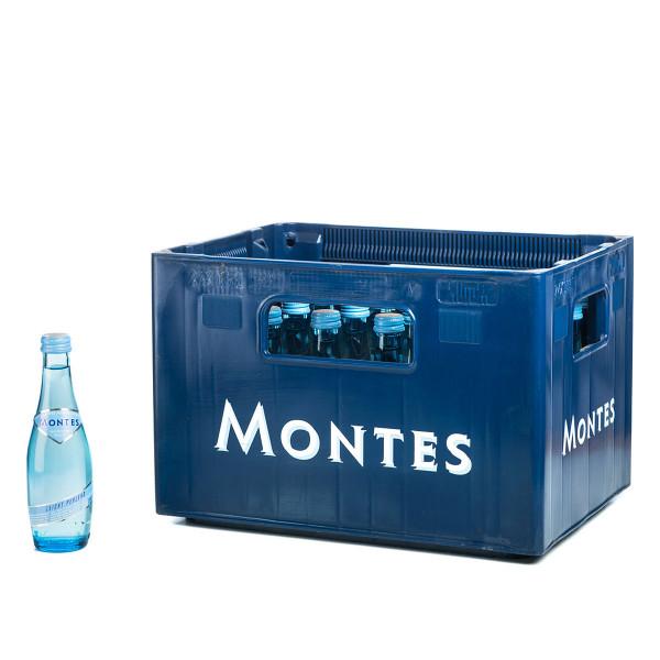 Montes leicht perlend 24 x 0,25l