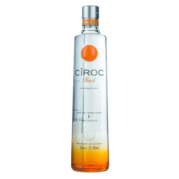 Ciroc Peach Vodka 0,7l