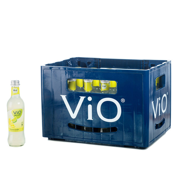 Apollinaris ViO Bio Limo Lemon 24 x 0,33l