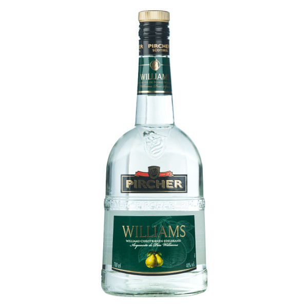 Pircher Williams-Christ Edelbrand Obstbrand 0,7l