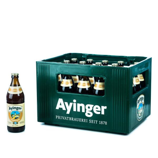 Ayinger Urweisse 20 x 0,5l