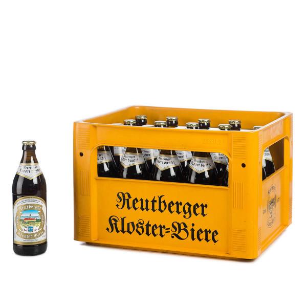 Reutberg Export Dunkel 20 x 0,5l
