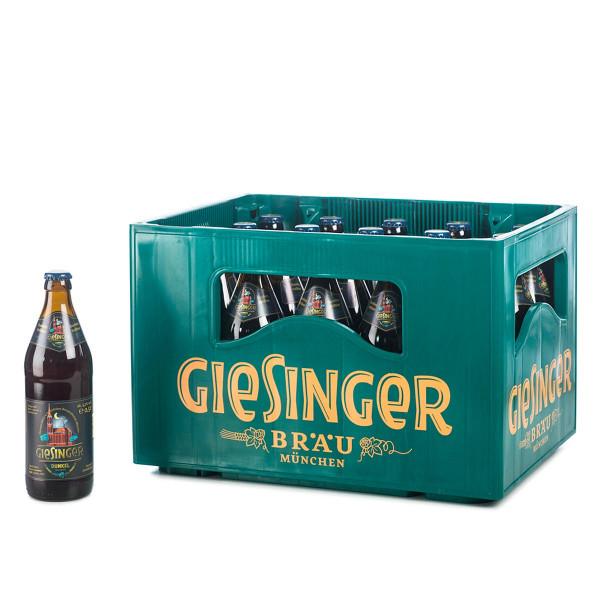Giesinger Dunkel 20 x 0,5l